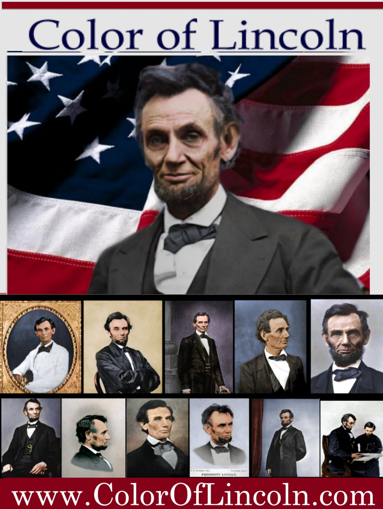 cover and book pages a gettysburg about lincoln the address adaptation mockup graphic