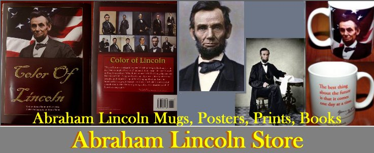 Abraham Lincoln store  - Abraham Lincoln print poster mug card  book T shirt  collectibles and memorabilia